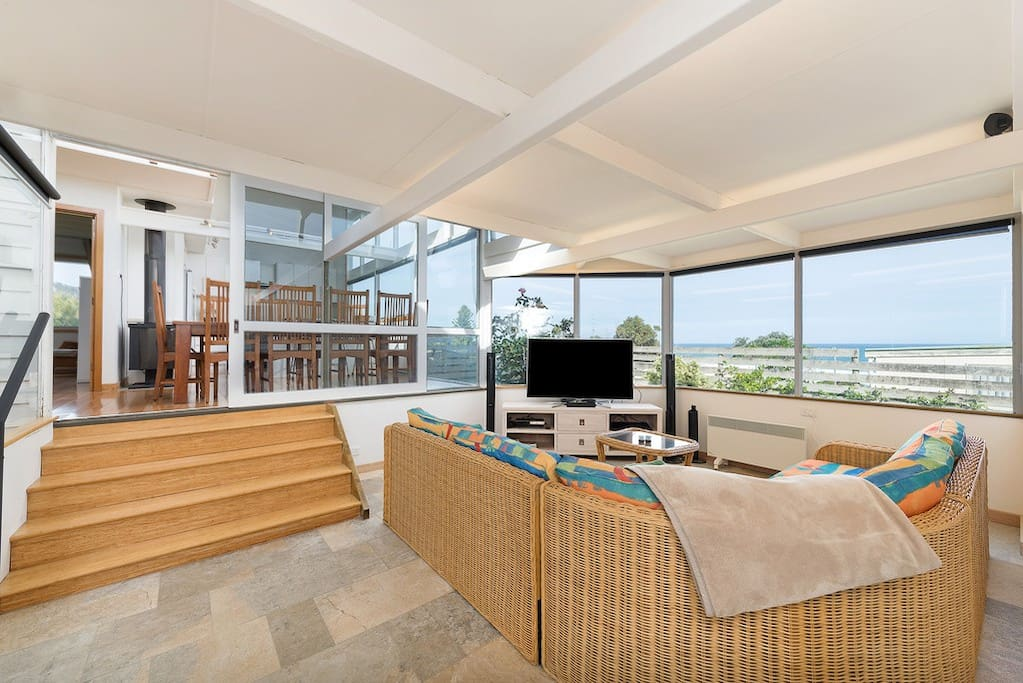 A second living area