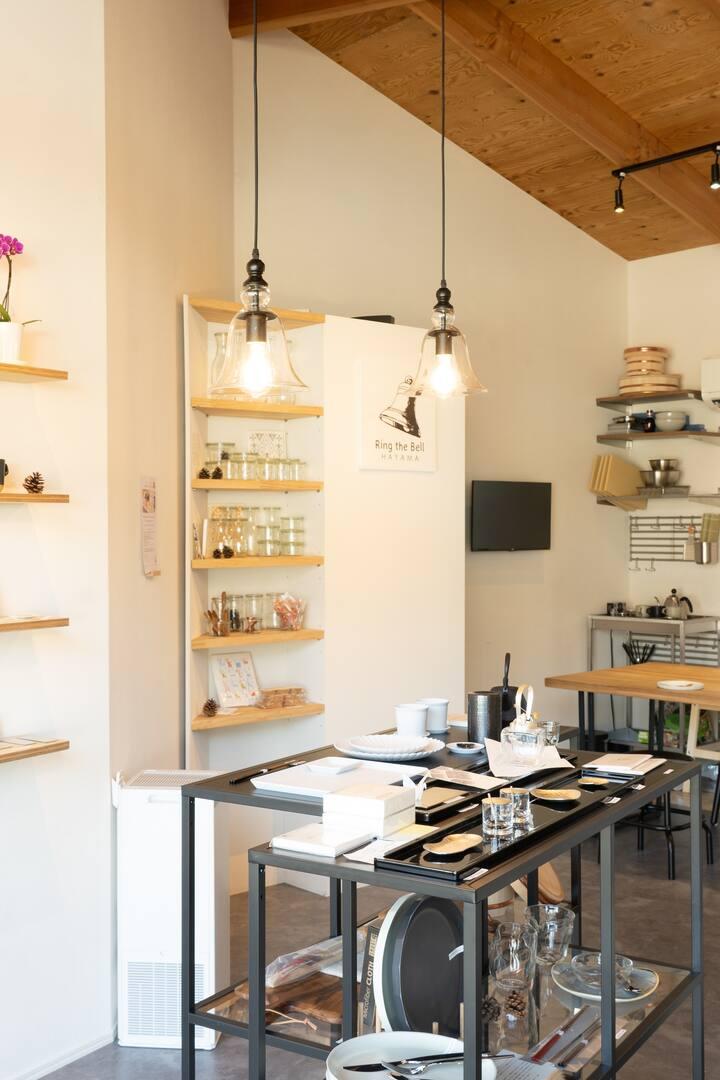 Cozy, Stylish tableware shop