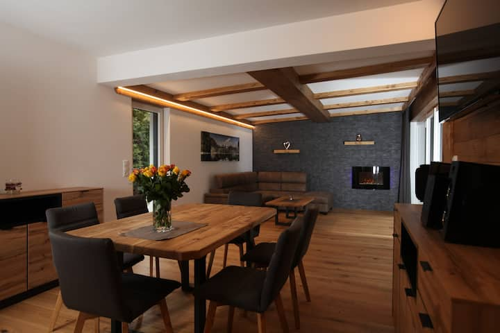Modernes Appartement mit Tiroler Flair nahe Kitz 2