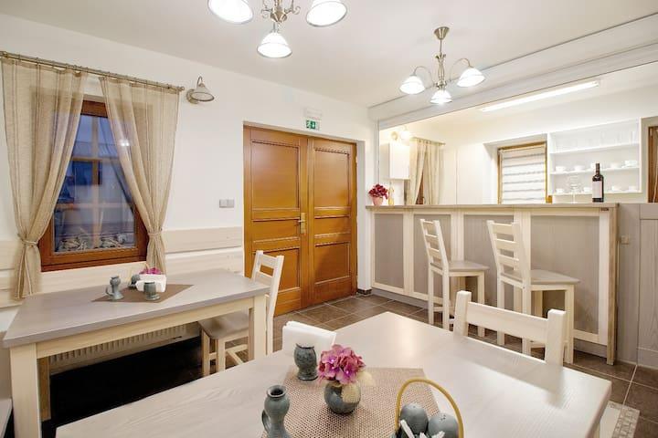Villa Alena - 2 lůžkový pokoj - Velké Bílovice