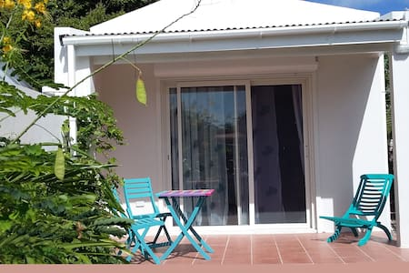 Privat studio near Sunset Beachbar 'The Arthouse' - Simpson Bay