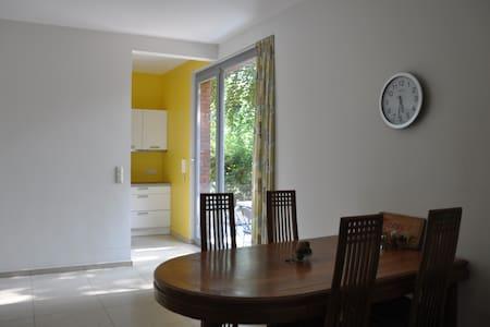Mammy's Corner: appartment on the ground floor.