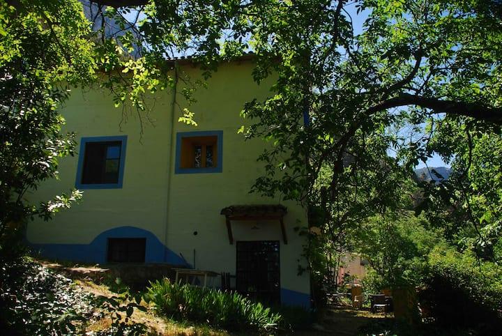 Jardín del Sol Norte en Cazorla