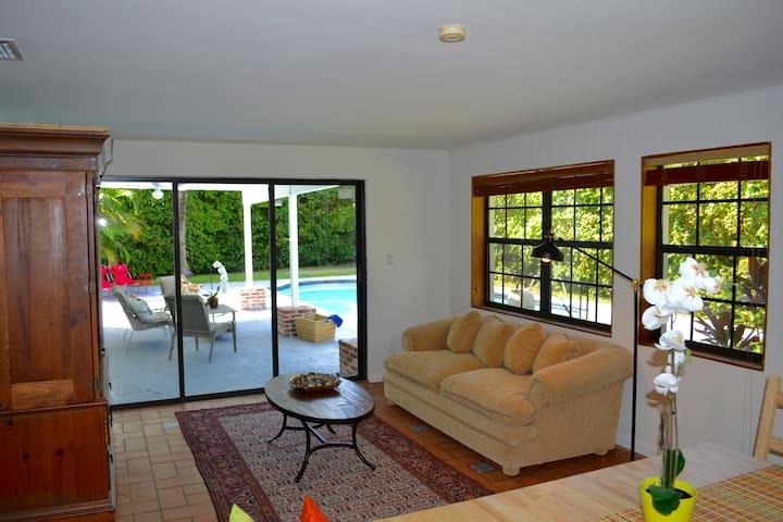 Casa Luz , charming home in Key Biscayne - Key Biscayne - House