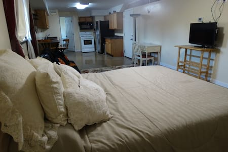 Barn efficiency apartment - Knoxville - Appartement
