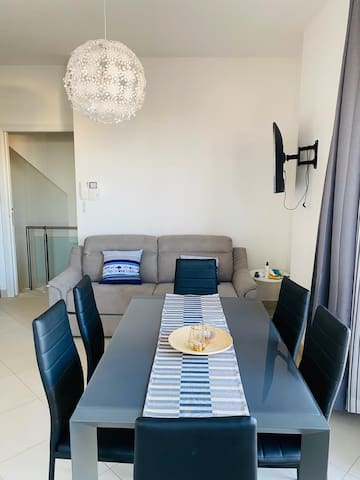 Splendido appartamento  con terrazza panoramica