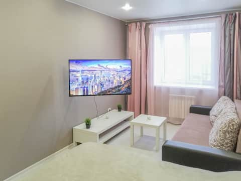 New apartments in the center of Kostroma