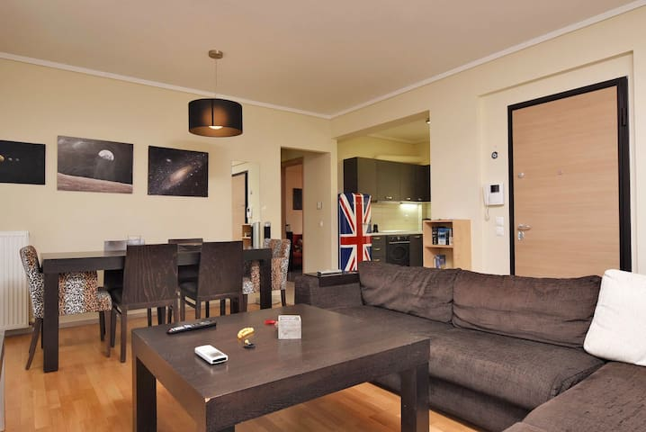 Feels like home, but you are on a trip in Greece!