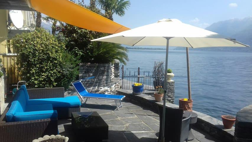 Al Lago Maggiore CASA San MARTINO Porto Ronco (3)