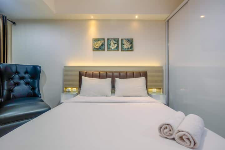 Furnished with Luxury Design Studio The Oasis Apt