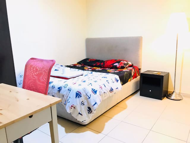 963SP Cosy Room on beach / Free Airport Pickup