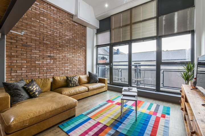 Spacious 3 bed city centre apartment (54)