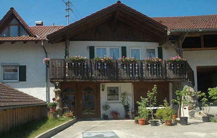 Two-room apartment in Stetten / Mindelheim