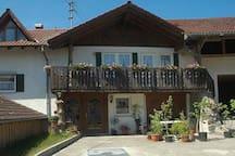 Zwei-Zimmer-Appartement in Stetten/Mindelheim