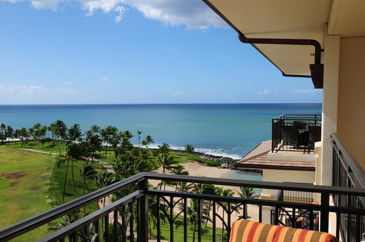 Luxury Penthouse in the Beach Tower at Ko Olina