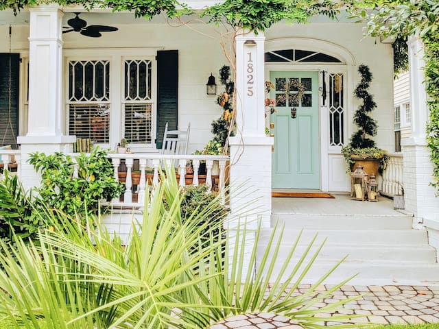 Charming historic home near OTH filming location