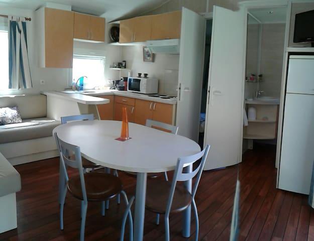 Habitation indépendante de 30 m2 en campagne