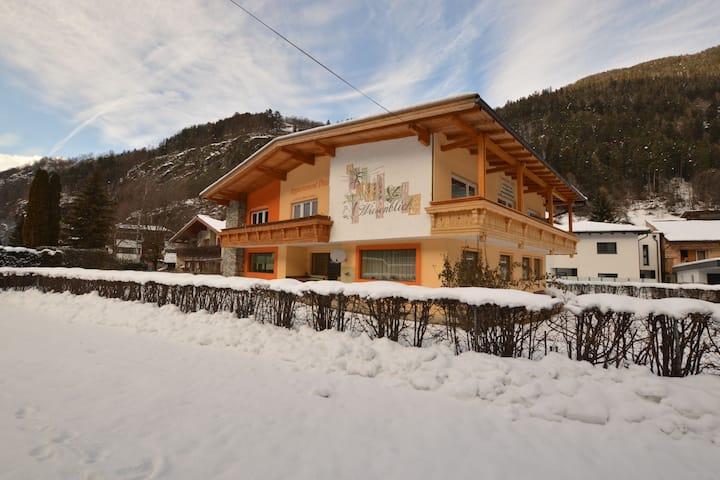 Apartment in Oetz with Balcony, Ski Storage, Fitness Room