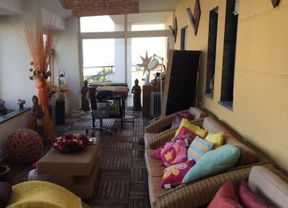 Moderno apartamento com vista mar (Oeiras) - Paço de Arcos - Apartamento