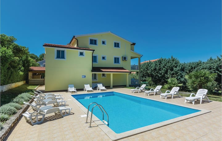 Awesome home in Porec with WiFi and 1 Bedrooms
