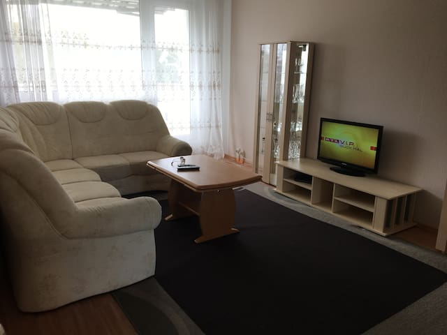 Ruhiges Apartment in Binz