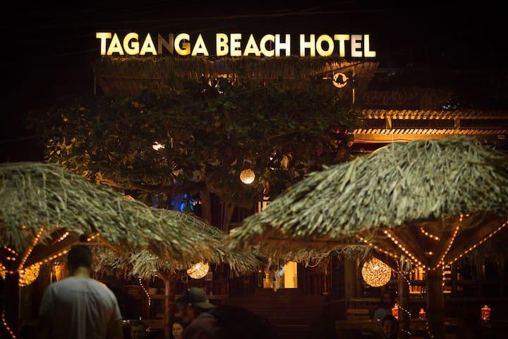 Taganga Beach  (Dormitorio, precio cama/persona)