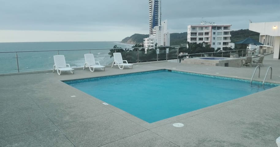 Suite / Resort, Tonsupa, Esmeraldas, Ecuador - Tonsupa - Condominium