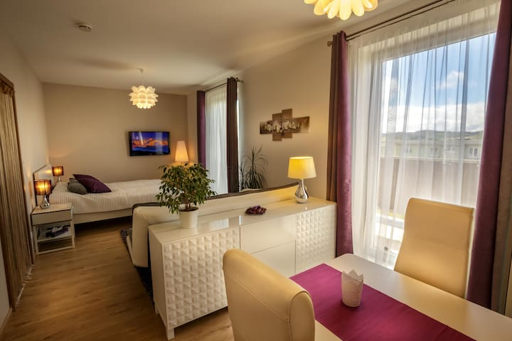 Luxurious, lovely and romantic apartment in Tabor - Tábor