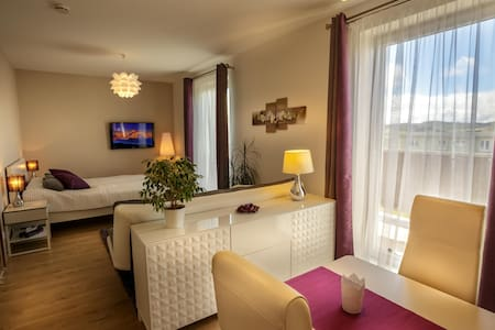 Luxurious, lovely and romantic apartment in Tabor - Tábor - 公寓