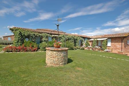 Casa Angela - Casa Angela 2, sleeps 3 guests - Pozzo della Chiana