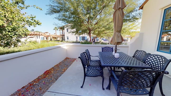 (LV310) Spacious Three Bed Single Story Legacy Villas Townhome