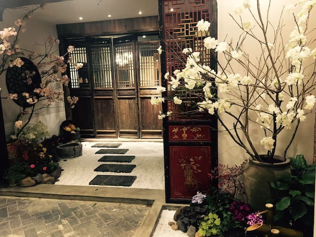 阳朔闲云居 - Guilin - Hotel boutique