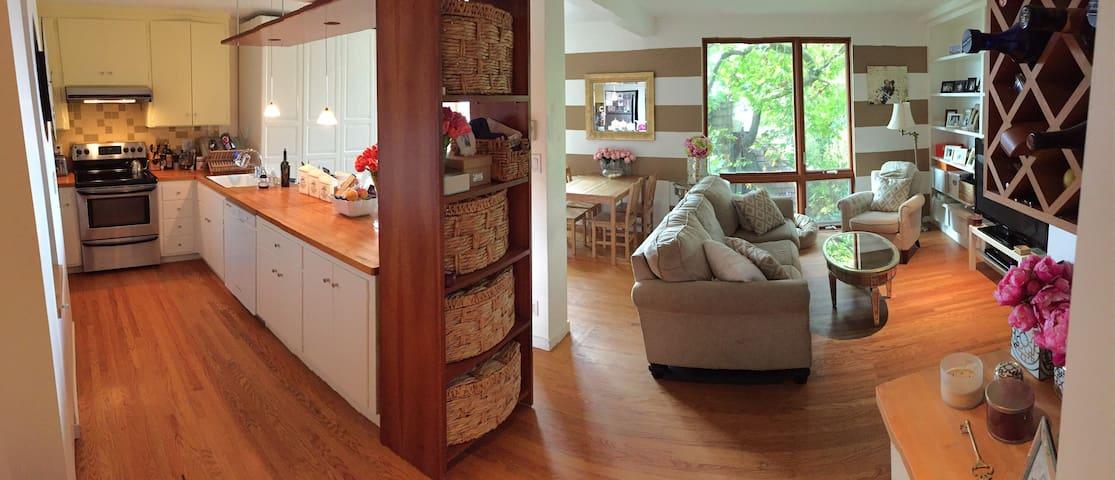 Sunny Russian Hill One Bedroom - San Francisco - Apto. en complejo residencial