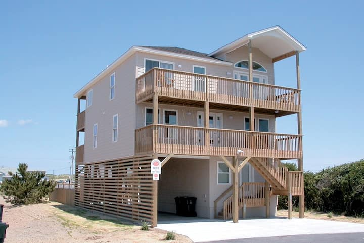 K0058 Shell Town. Private Pool, Close to Pier, Pool Table | 5 Bedroom, 3 Bathroom