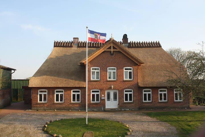Ferien im Uhrmachherhaus - Oersberg - House