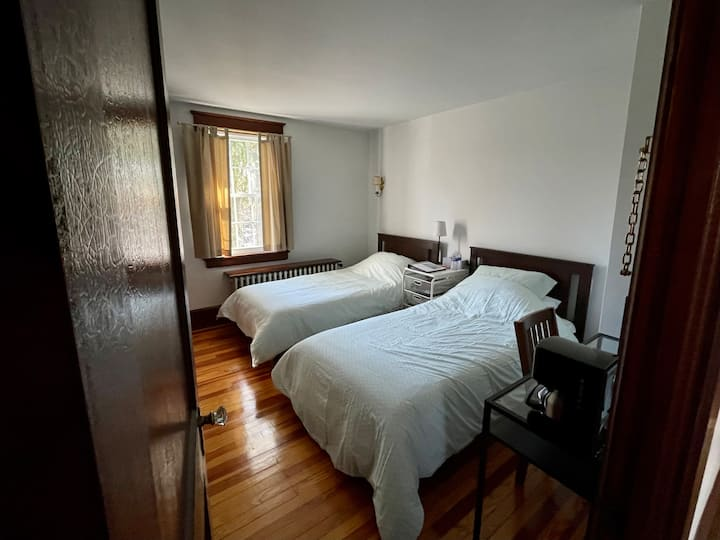 Lovely room in historic home