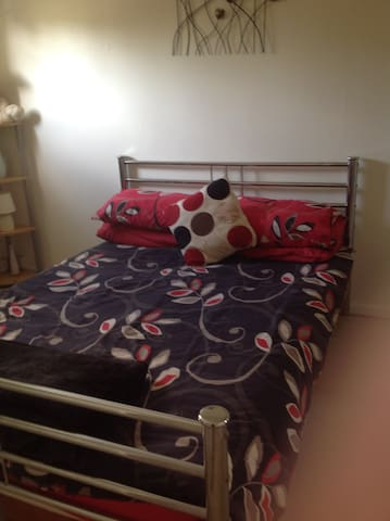 Lovely bright and airy double room