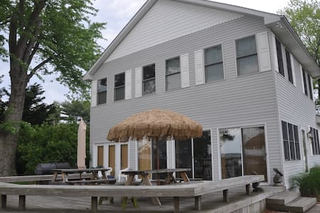 Kent Island Beach House II-Sit@the Dock of the Bay - Stevensville - Дом