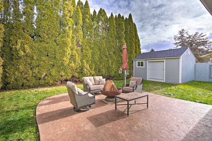 NEW! Updated Home 3-4 Miles to Boise Airport & BSU