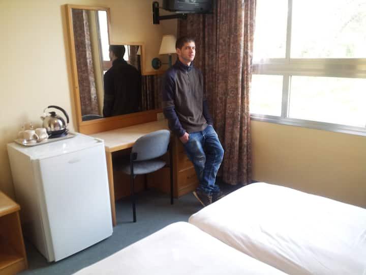 Self Catering room In Marom Hotel