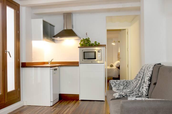 Apartamento 2 dormitorios casco antiguo - Cordova - Apartemen