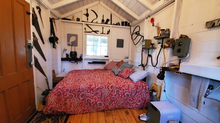 The Stabbin Cabin on Grant Island Brantingham Lake