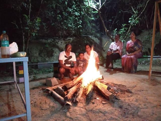 Panacea Stay 1BR Campfire  Taekwondo Experience