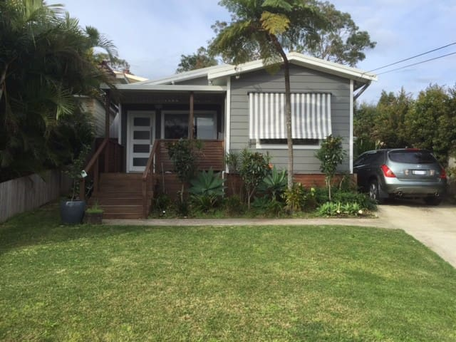 Charming Beach Cottage - Collaroy - Casa