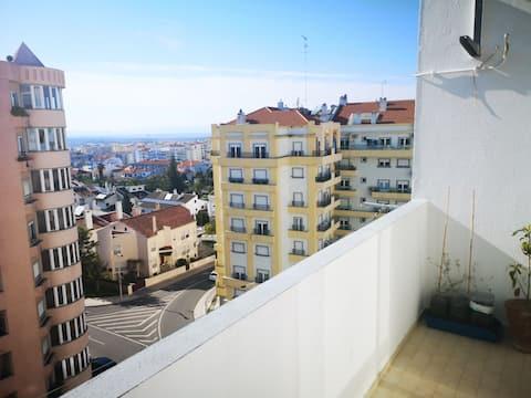 Casa no centro / House at the heart of the city