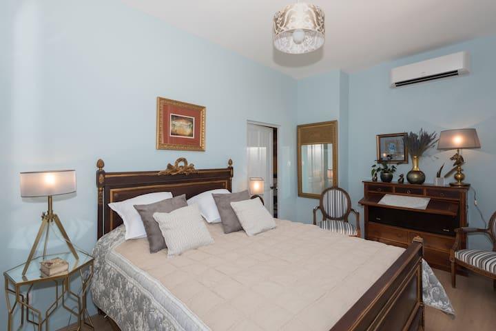 Chambre confortable - Cadre naturel 300m du Gardon