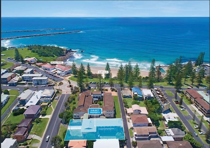 Yamba Surf Lodge Room 12