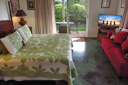 Seaside Studio Suite - Close to Poipu Beach Park