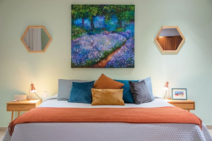 Luxury New Studio V177 Condo -Best Location in PV