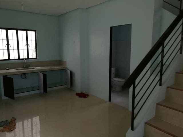 newly built house for rent